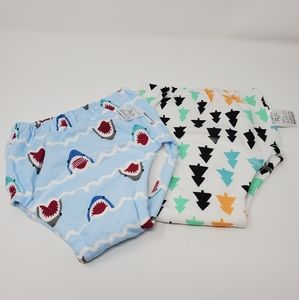 Cloth Diaper - Cover up - 2 available